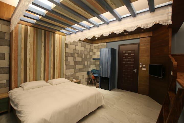 湘羽精緻雙人房 - Hualien City - Guesthouse