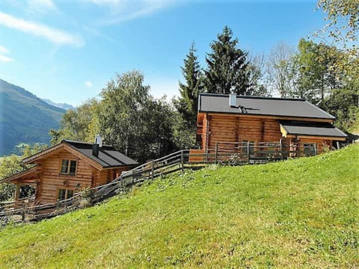 Lengalmhütte 2 - Berghütte mit Sauna & Bergblick