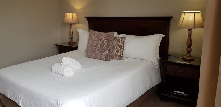 Aloes Guest House - Private Entrance Double Room