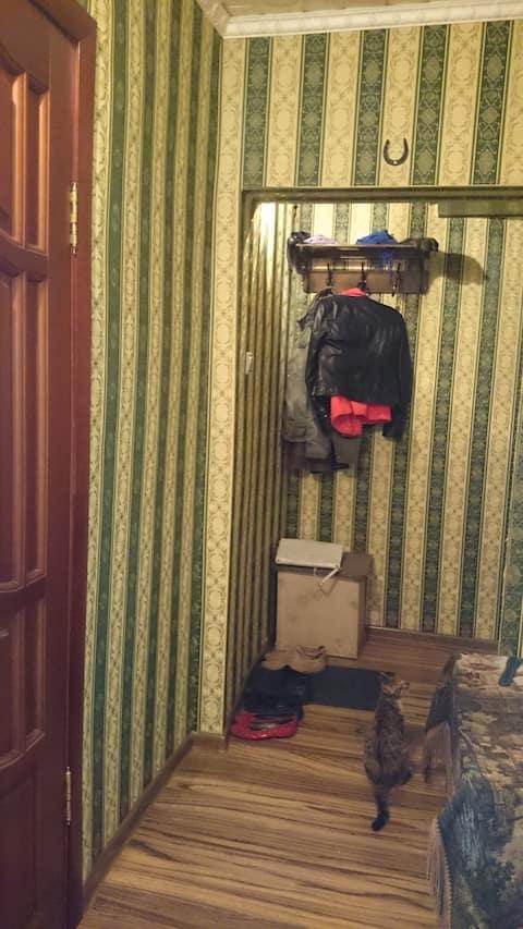 2-х комнатная квартра. пермь. кировский район