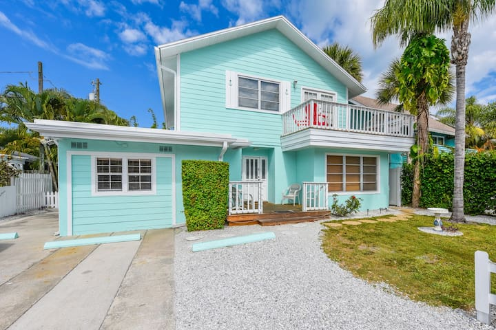 2 Bed/2 Bath just 1 block from Siesta Key Village - Siesta Key - Autre