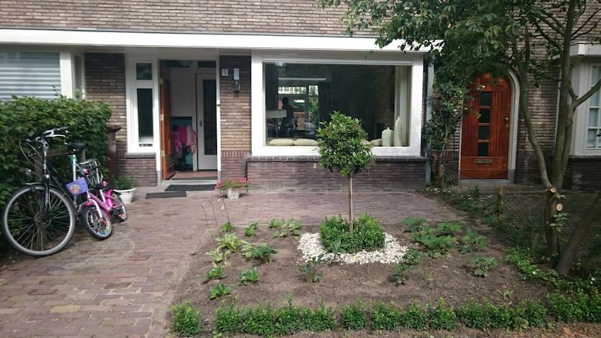Feel great in beautiful family home - Utrecht - Casa