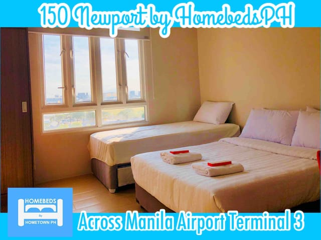 150 Newport Studio by Homebeds Airport for 2-4
