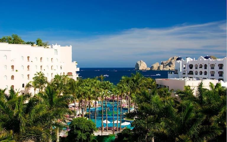 Pueblo Bonito Rose Spa&Beach Resort, Cabo, Mexico.
