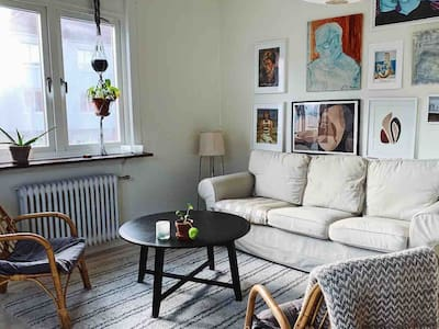 Charming 2 room apartment in lovely Majorna