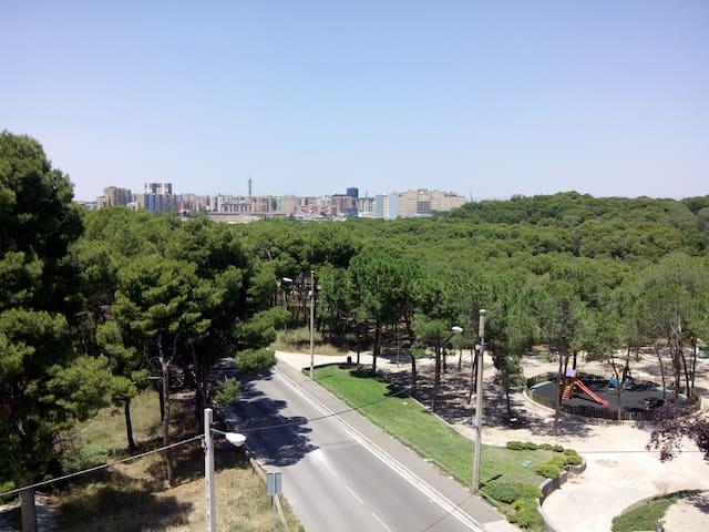 apartamento parque grande - Saragoça - Apartamento
