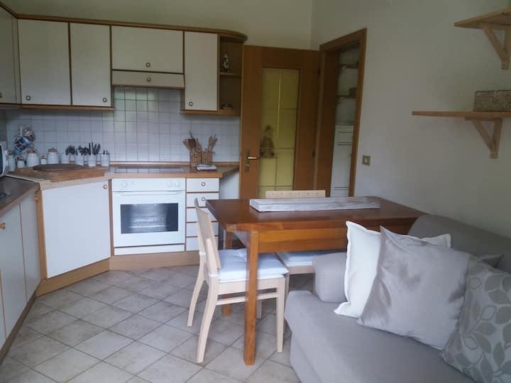 appartamento in Val Pusteria a Brunico-Riscone