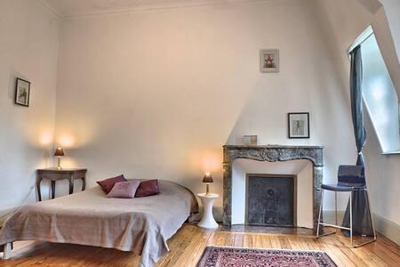 Appart 3 chambres, calme et central - Moulins