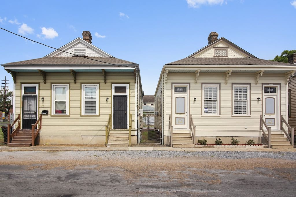 Relaxing Space Close To The Garden District Holiday Homes For Rent In New Orleans Louisiana