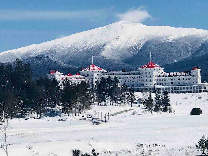 Bretton Woods 3BR Fairway Village - Gas Fireplace