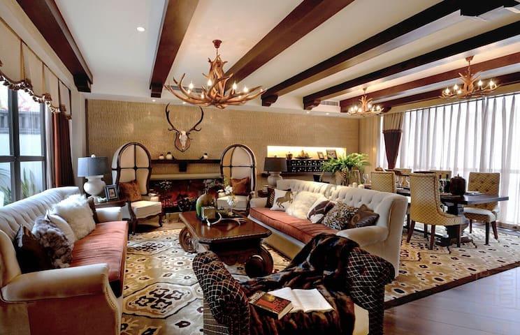 %浓浓的欧式庄园风格 - 温州市 - Apartment