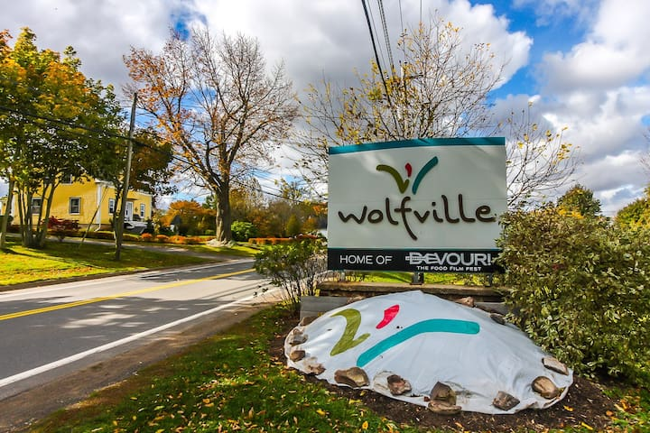 Guidebook for Wolfville