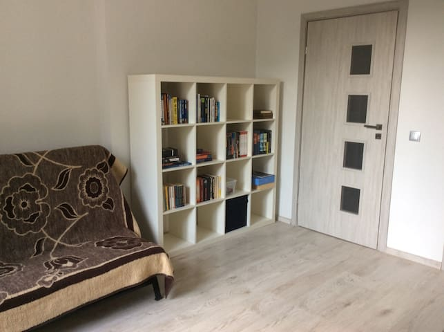Cosy room in the heart of Warsaw - Warsaw - Leilighet