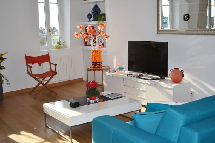 Charmant appartement à Trouville