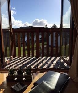 Coillessan Lodge - Inverkirkaig