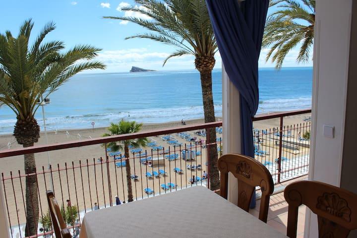 Sand, Meer, Sonne, Erholung und spanische Küche
