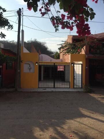 Casa La Nana en Calle Las Rosas