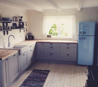 Stort hus på Helgelandskysten- Sandnessjøen