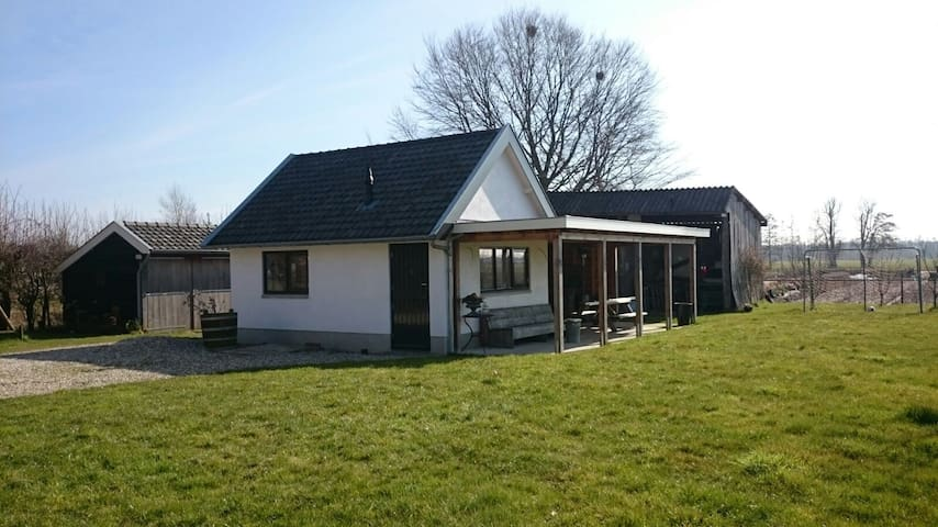 sfeervol zomerhuisje - Driebergen-Rijsenburg - Cabaña