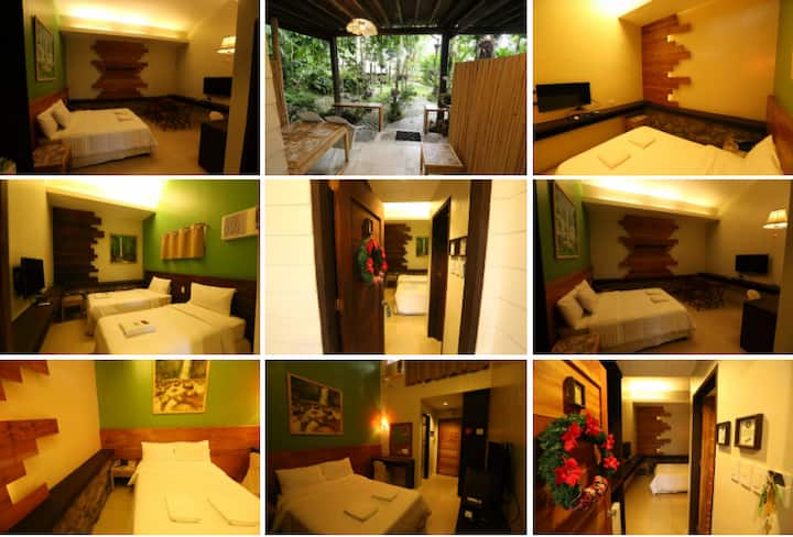 Deluxe Room at Tejero Highland Resort