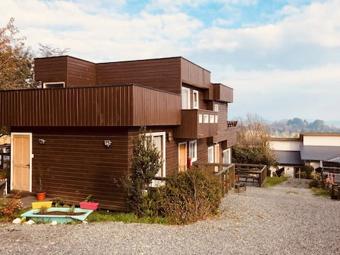 Tourist apartments Du Lac, Futrono (D)