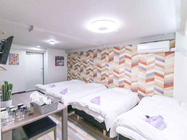 OTA ROAD Room 2min NAMBA Station 703