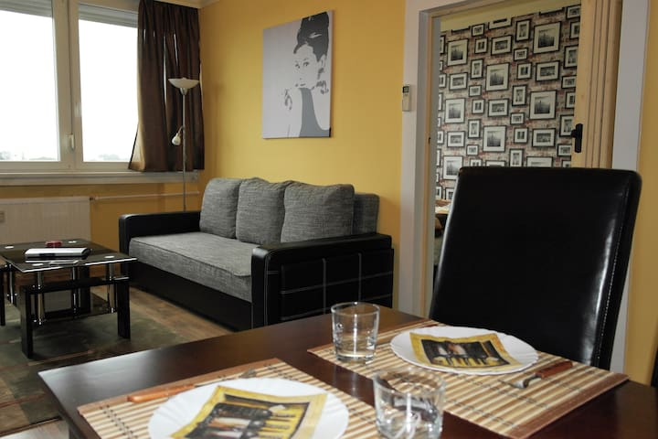 Center Piac Apartment - Debrecen - Debrecen - Apartament