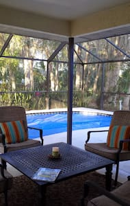 Rejuvenate Poolside - Port Charlotte