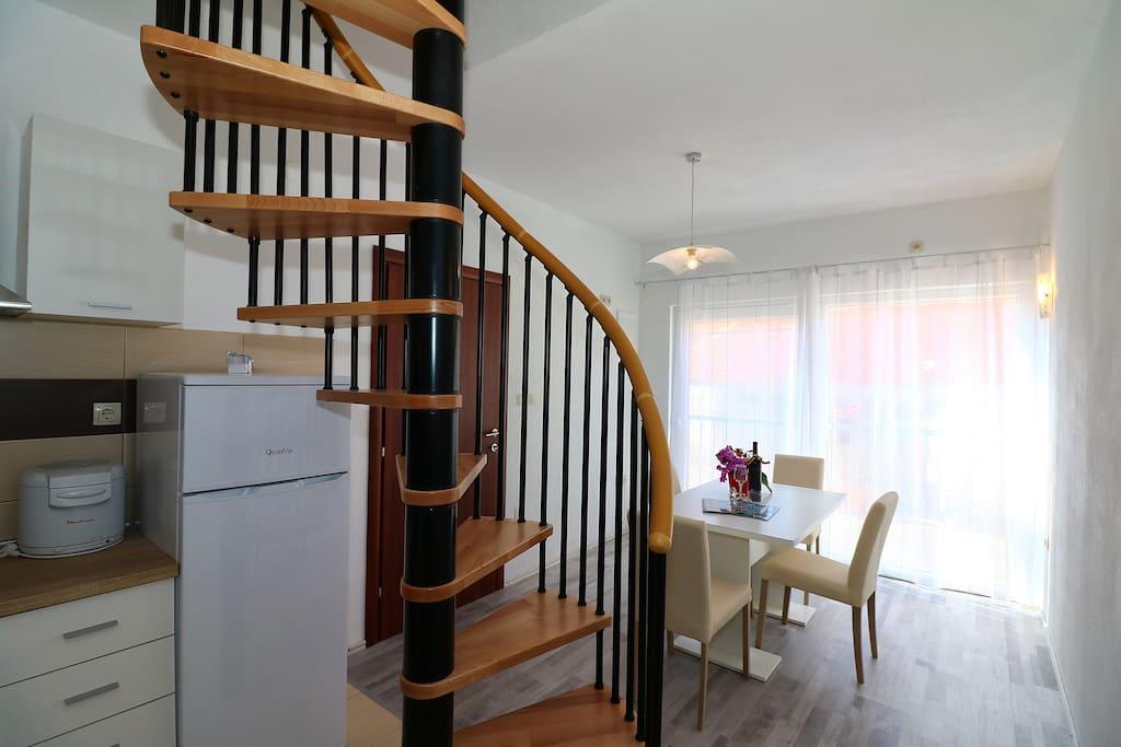 New - Accomodation Antonio Jezera, apartment for four persons