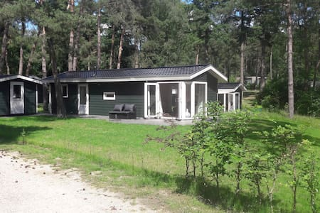 Detached chalet in beautiful forest