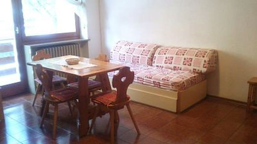 Single room apartment near Center & Ski Slopes - Bardonecchia - Apartment