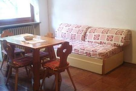 Single room apartment near Center & Ski Slopes - Bardonecchia
