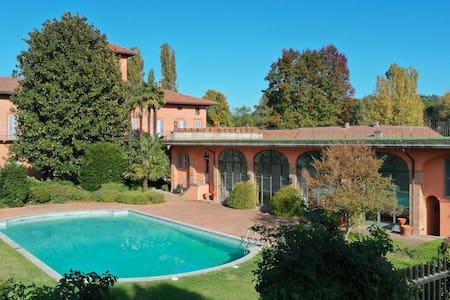 B&B Villa Bodo-Sommariva | Suite Ribot |