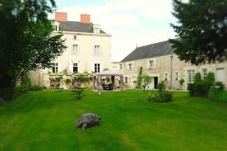 Grande Maison XIXème avec parc arboré - Les Ponts-de-Cé - Talo