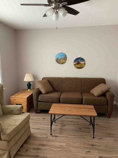 One Bedroom Apartment at Kirwin Reservoir sleeps 2