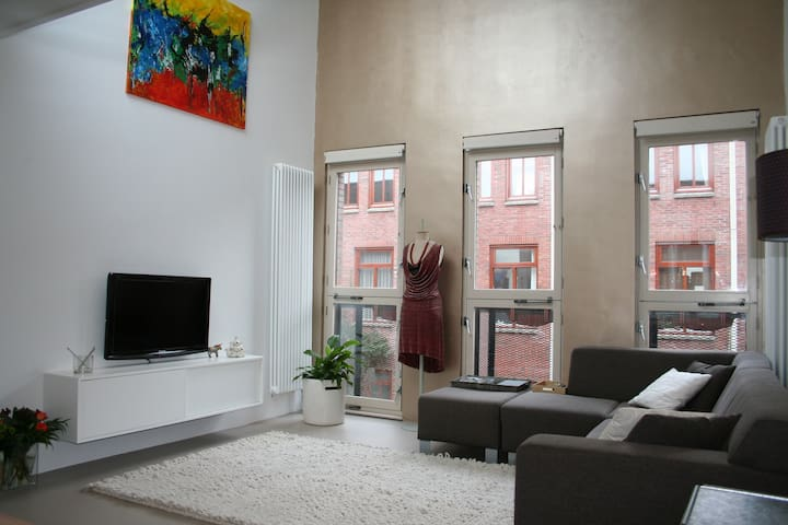 Modern apartment on great location! - Amsterdam - Dom