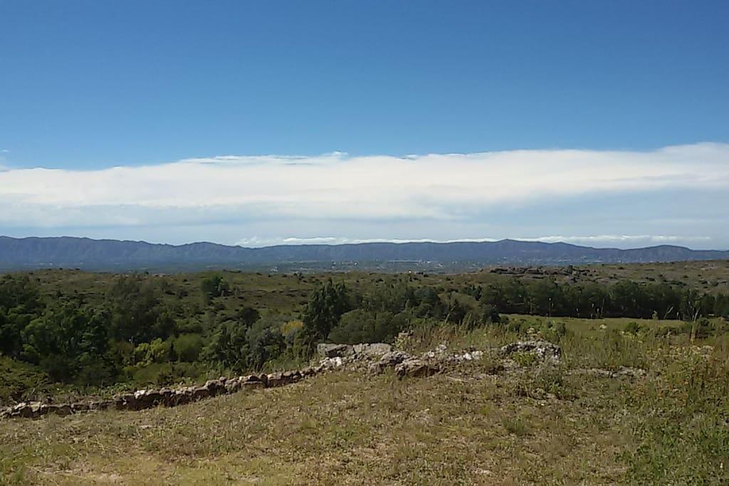 Vista de Villa Carlos Paz