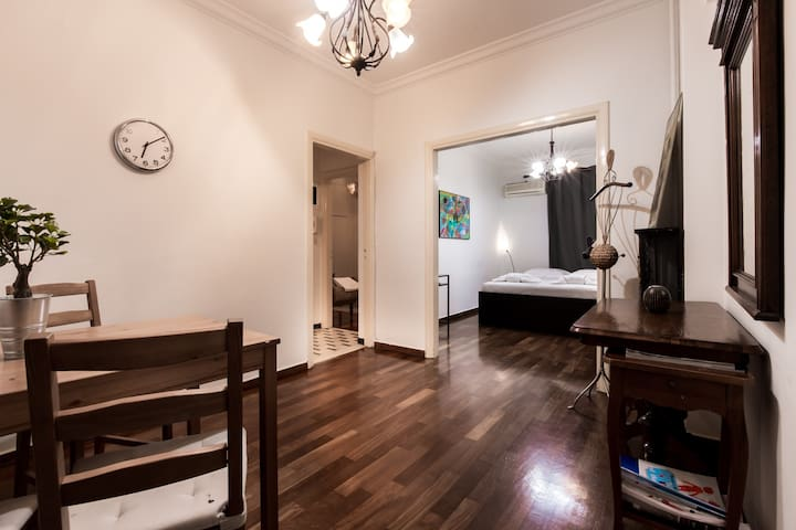 The 3Cs Suite in Plaka & Syntagma! - Atina - Daire