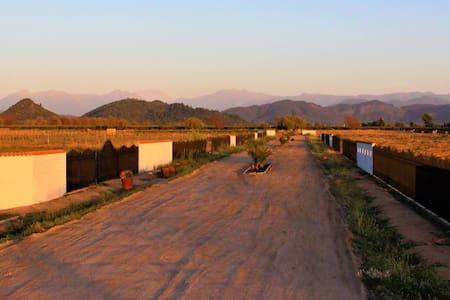 Cabaña en sector muy tranquilo 20 minutos de Talca