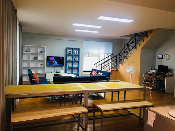 UBRainbow GuestHouse in Zaisan (12 Bed)