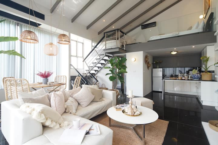 Modern tropical Duplex apartment - Kathu Phuket