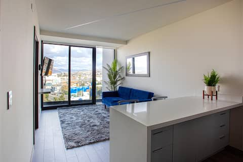 Best location condo with a city view