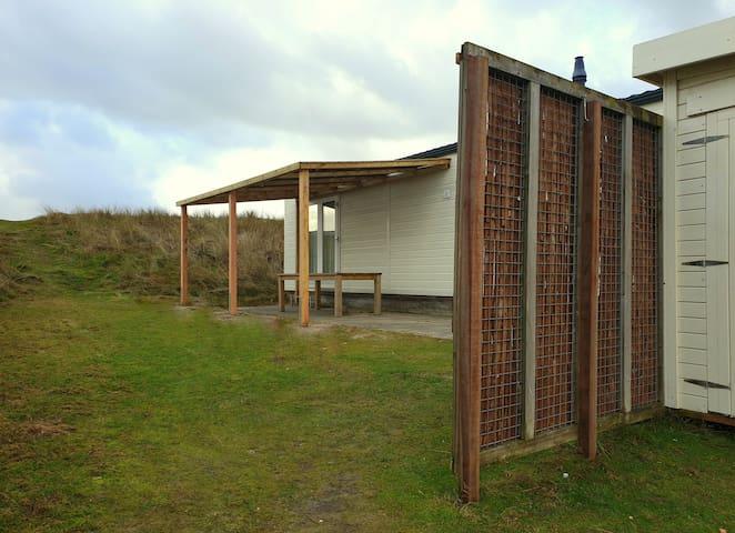 Chalet de Strandjutter G2 op Ameland