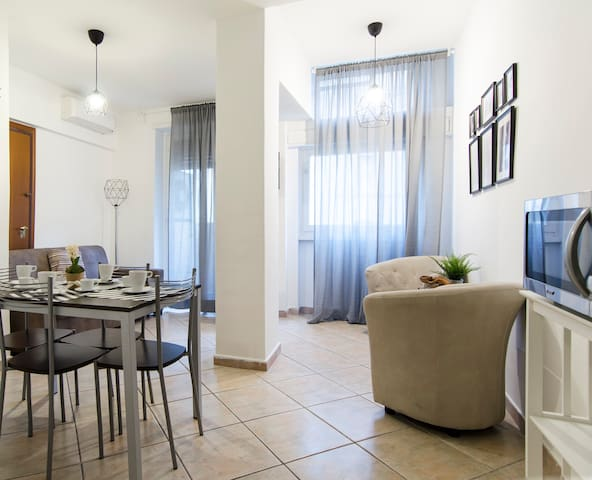 +6 Pers Apartment in the heart of Rome