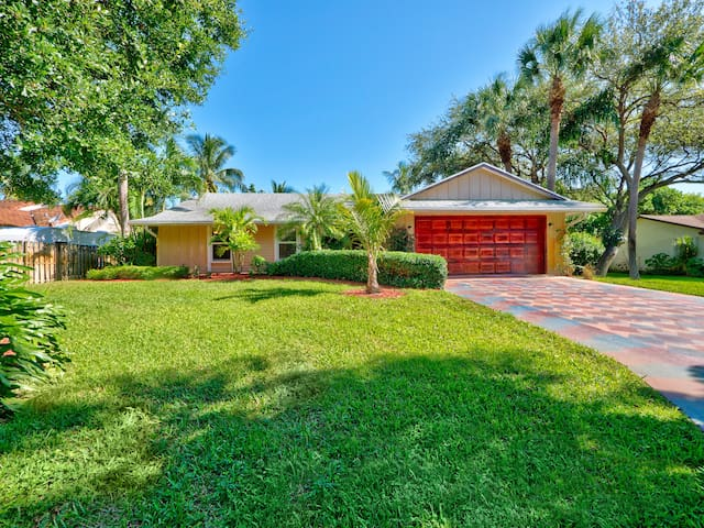Palm Beach Gardens vacation home!