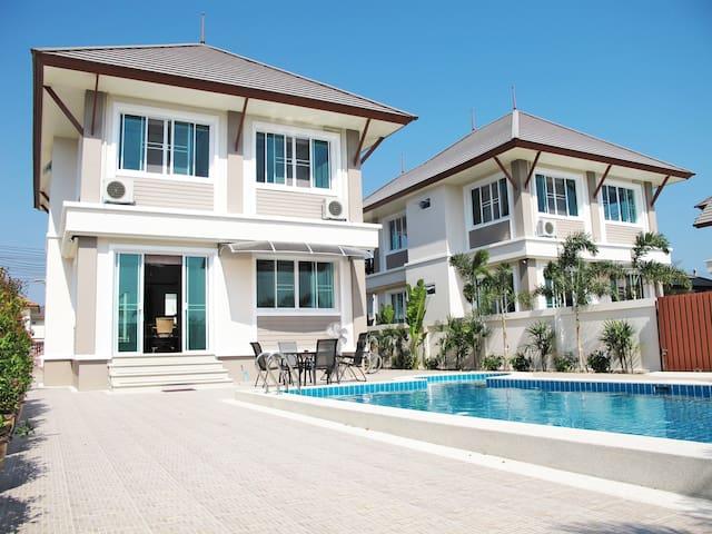 Pool Villa for rent Baan U Sa Bai