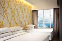 New First World Hotel World Club Room