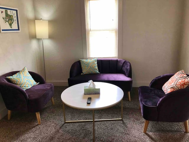 Cute 1 bed/1 bath Bungalow in Central Lubbock