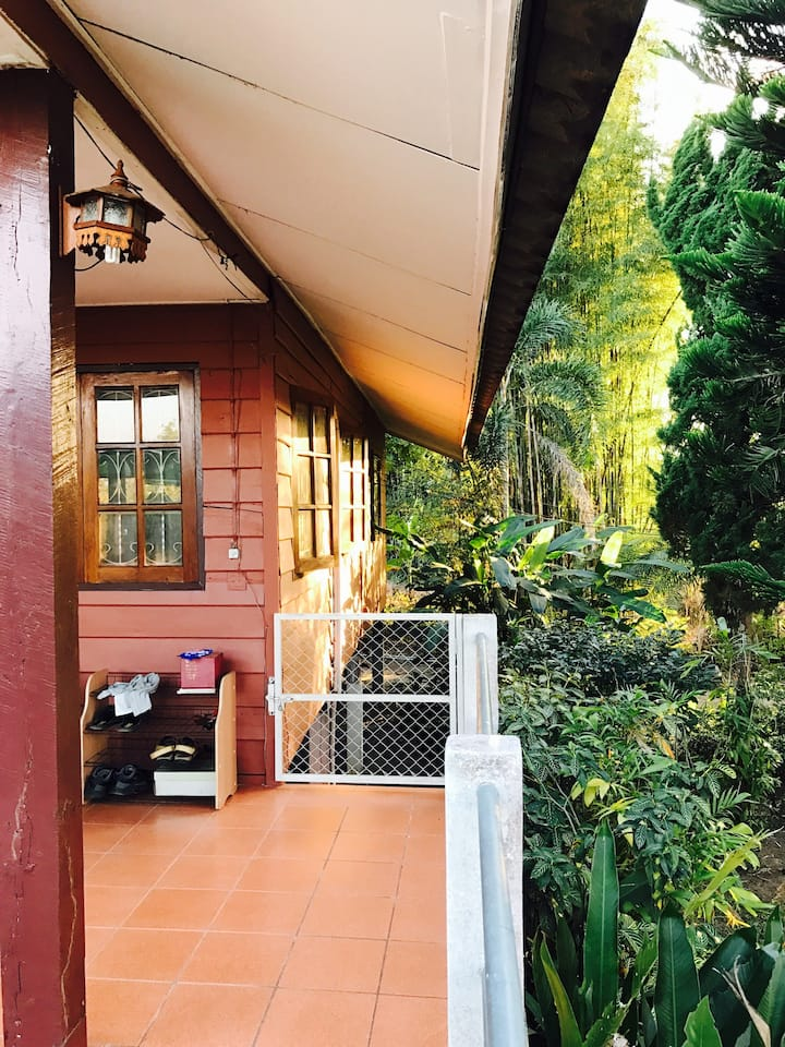 Close to Nature, A Home in Orchard