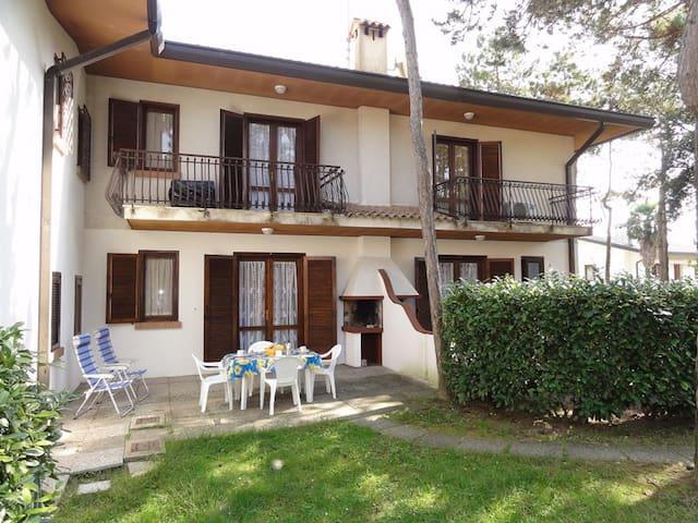 Esterna Villa Pinea